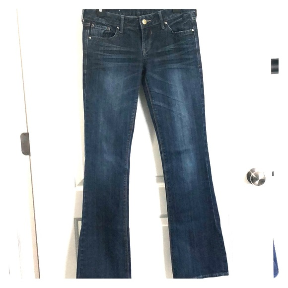 Express Pants - Express Bootcut Jeans - like new